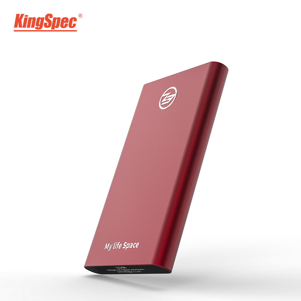 KingSpec Ssd Hard Drive Portable Ssd External Ssd 120gb 240gb Hd Externo 1tb External Hard Drive For Computer Laptop Ssd Disk