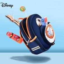 Маленькая школьная сумка disney милый детский рюкзак для дошкольников