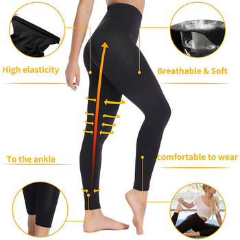 Push Up Seamless High Waist Warm Leggings Women Shaping for Legs and Waist Autumn and Winter Jeggings Pants Leggins Stretch 2