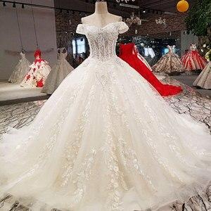 Image 5 - AIJINGYU seksi düğün elbisesi es kısa elbisesi gelin dantel organze ucuz kapalı beyaz ikinci evlilik önlük tasarımcı düğün elbisesi