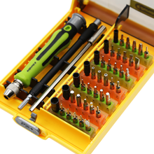 цена на 45-piece multi-function combination set mobile phone digital teardown repair kit  hand tools