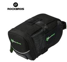 ROCKBROS Bicycle Bag With Lid Folding Bike Saddle Bag For A Bicycle Nylon Cycling Rear Seatpost Tail Pouch MTB Bike Accessories rockbros c7 nylon bicycle saddle bag with water bottle pocket