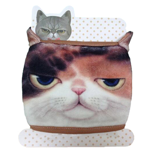 Image 5 - 1PCS כותנה Dustproof פה פנים מסכת 3D בעלי החיים חתול נשים גברים מופל פנים פה מסכות נשים אופנה פנים מסכות