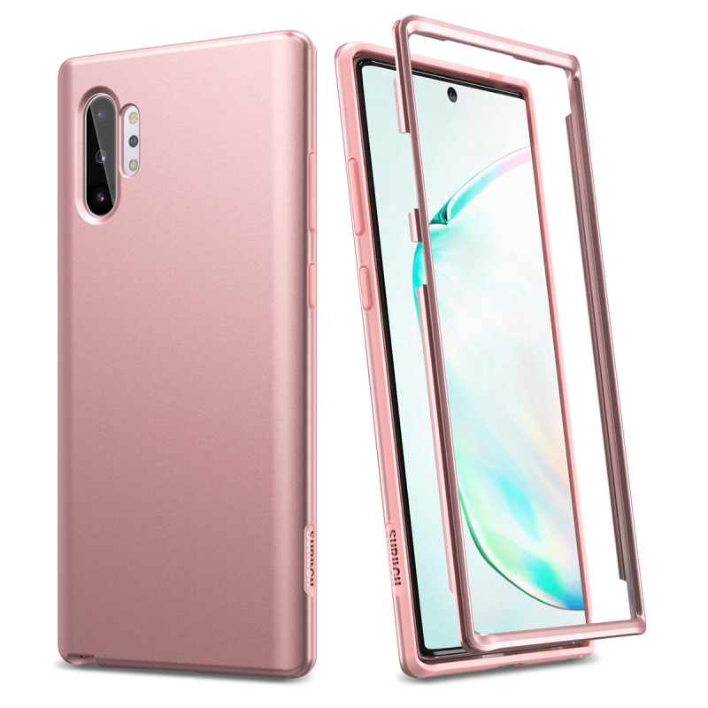 2 in 1 Soft Case For <font><b>Samsung</b></font> Galaxy Note10 Plus <font><b>A50</b></font> <font><b>Back</b></font> <font><b>cover</b></font> Shockproof Full Protective <font><b>Cover</b></font> for <font><b>Samsung</b></font> Note 9 10 capa <font><b>Cover</b></font> image