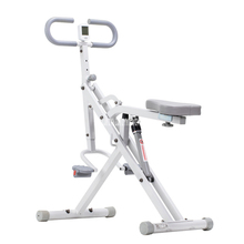 YD9100 Multifunctional Horse Riding Exercise Machine Liquid Crystal Display Bodybuilding Weight Loss Indoor Fitness Equipment