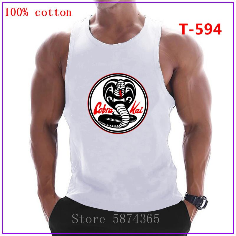 Fitness Vest Stringer Clothing Tank-Top Singlets Muscle-Shirt Print Bodybuilding Mens