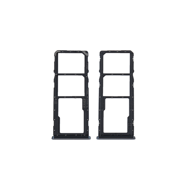 Huawei Y9 2019 SIM Card Holder Tray Slot Replacement Part SIM Card Holder Adapter Socket For Huawei Enjoy 9 Plus 1