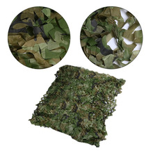6 м/5 м/4 м/3 м охотничьи военные камуфляжные сетки, лесная армейская учебная камуфляжная сетка, автомобильные чехлы, тенты для кемпинга, защита от солнца S