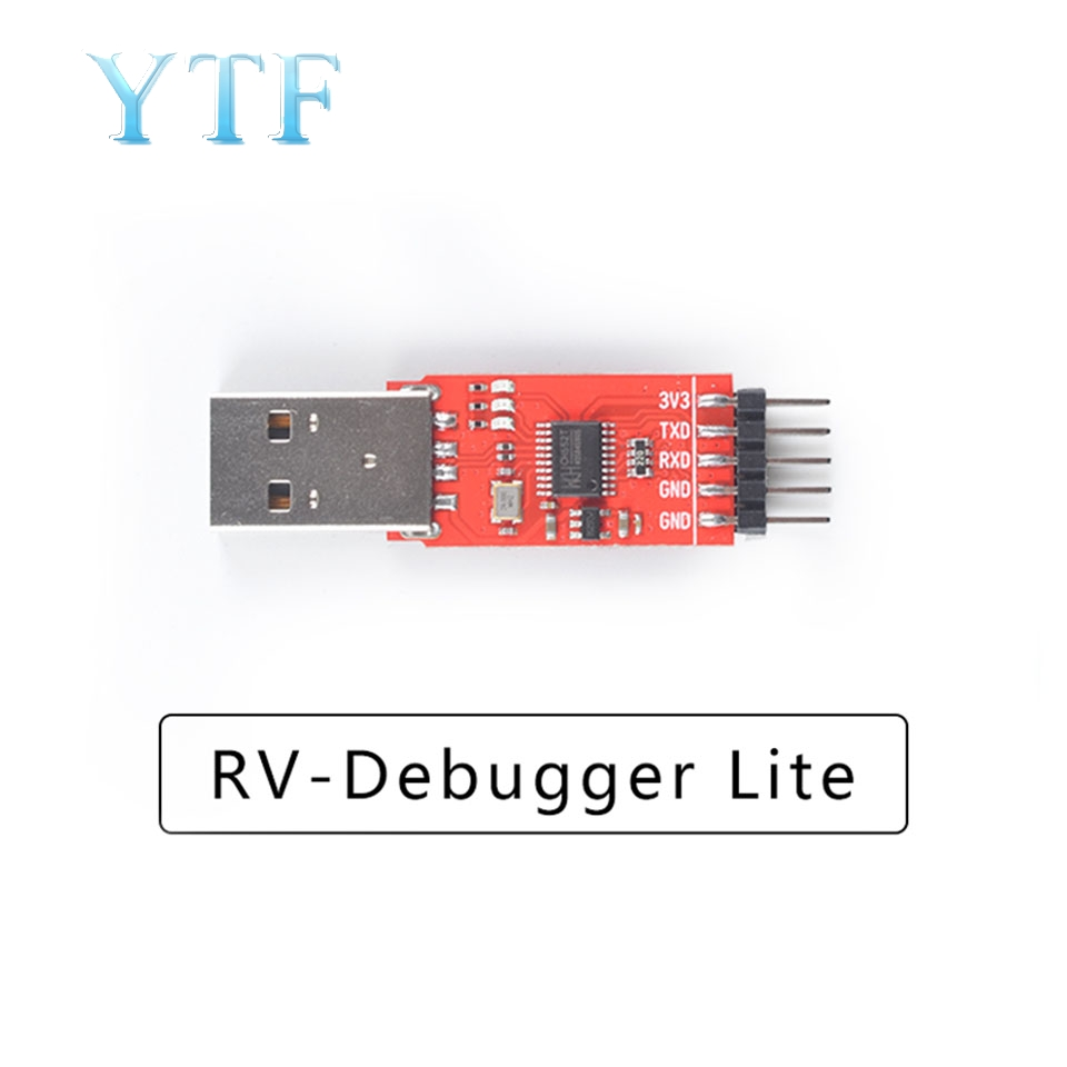 Sipeed RV-Debugger Lite JTAG / 10P DIP Pin Serial Debugging Interfaces