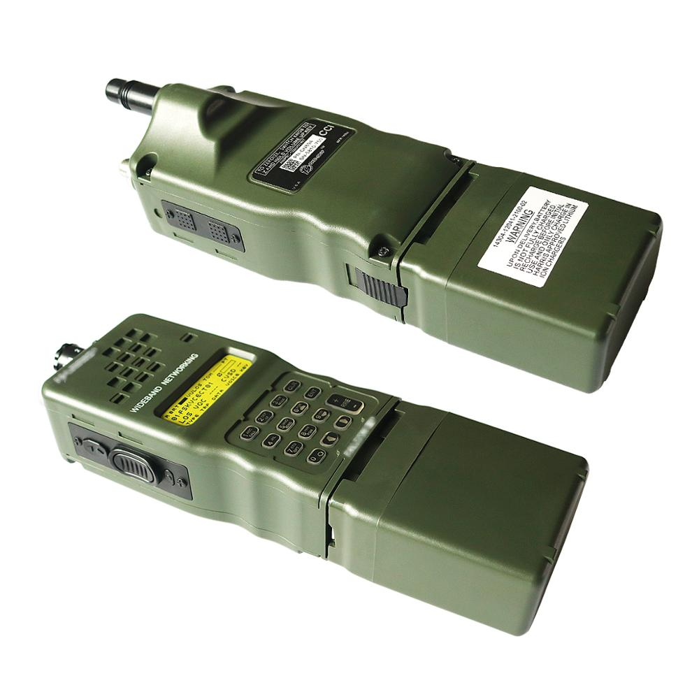 Tactical AN PRC 152 Harris Military Radio Comunicador Case Model Dummy PRC 152 no function in Intercom Accessories from Security Protection