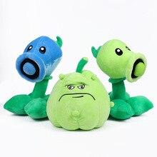 Stuffed Toy Zombies Doll Plush-Toys Peashooter Pvz-Plants Soft Kids Snow for Children