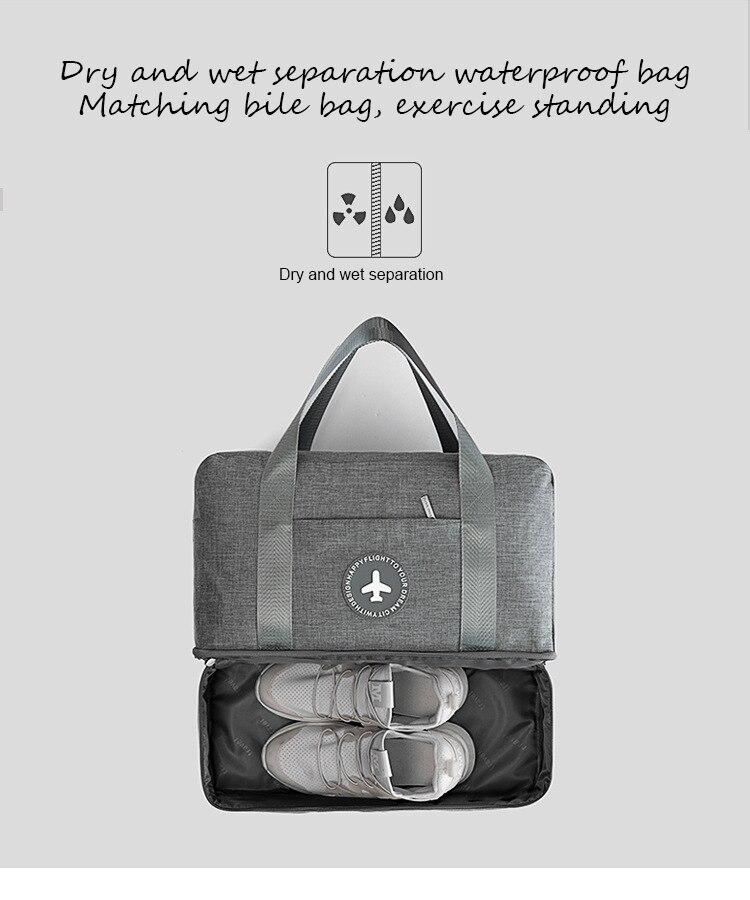 Bolsa esportiva para treino, sacola de qualidade