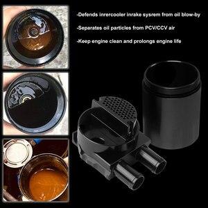 Image 4 - することができますタンク貯水池350ミリリットルcnc高性能黒アルミ合金bmw N54 335 535 E60 E82 e90 E91