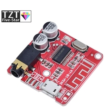 MP3 Bluetooth מפענח לוח Lossless רכב רמקול אודיו מגבר לוח שונה Bluetooth 4.1 מעגל סטריאו מקלט מודול 5V