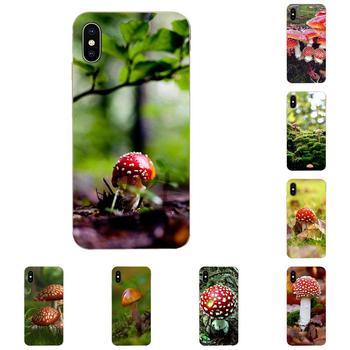 Para Xiaomi Mi3 Mi4 Mi4C Mi4i Mi5 Mi 5S 5X 6 6X 8 SE Pro Lite A1 Max mezclar 2 Note 3 4 suave llamada caja planta rojo de