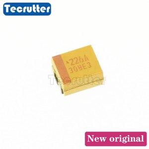 Image 2 - Танталовый конденсатор 100 шт., 3528 B 225V 35V 3528 B 226A 10V 3528 B 226C 16V 3528 B 227J 6,3 V 1210 B 2,2 UF 22 мкФ 220 мкФ