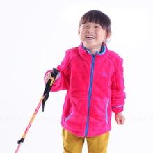 Стиль; сезон осень-зима; Детский кардиган из флиса; уличная детская толстовка из кораллового флиса; теплая плотная теплая куртка