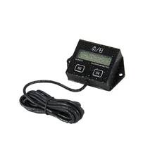 Quality Inductive Display Digital Motor Tach Hour Meter Tachometer Indicator For Motorbike Pit boat Marine Boat Chainsaw