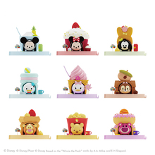 Disney Random 1pcs Action Figure Blind Box Tsum Mini Doll Peripherals Decoration Mickey Mouse Cake Decoration Toy Kids Gifts
