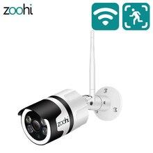 Zoohi 1080P aparat IP HD nadzoru bezprzewodowe kamery CCTV kamera WIFI aplikacja aparatu bezpieczeństwa sterowania noktowizor dwukierunkowe Audio