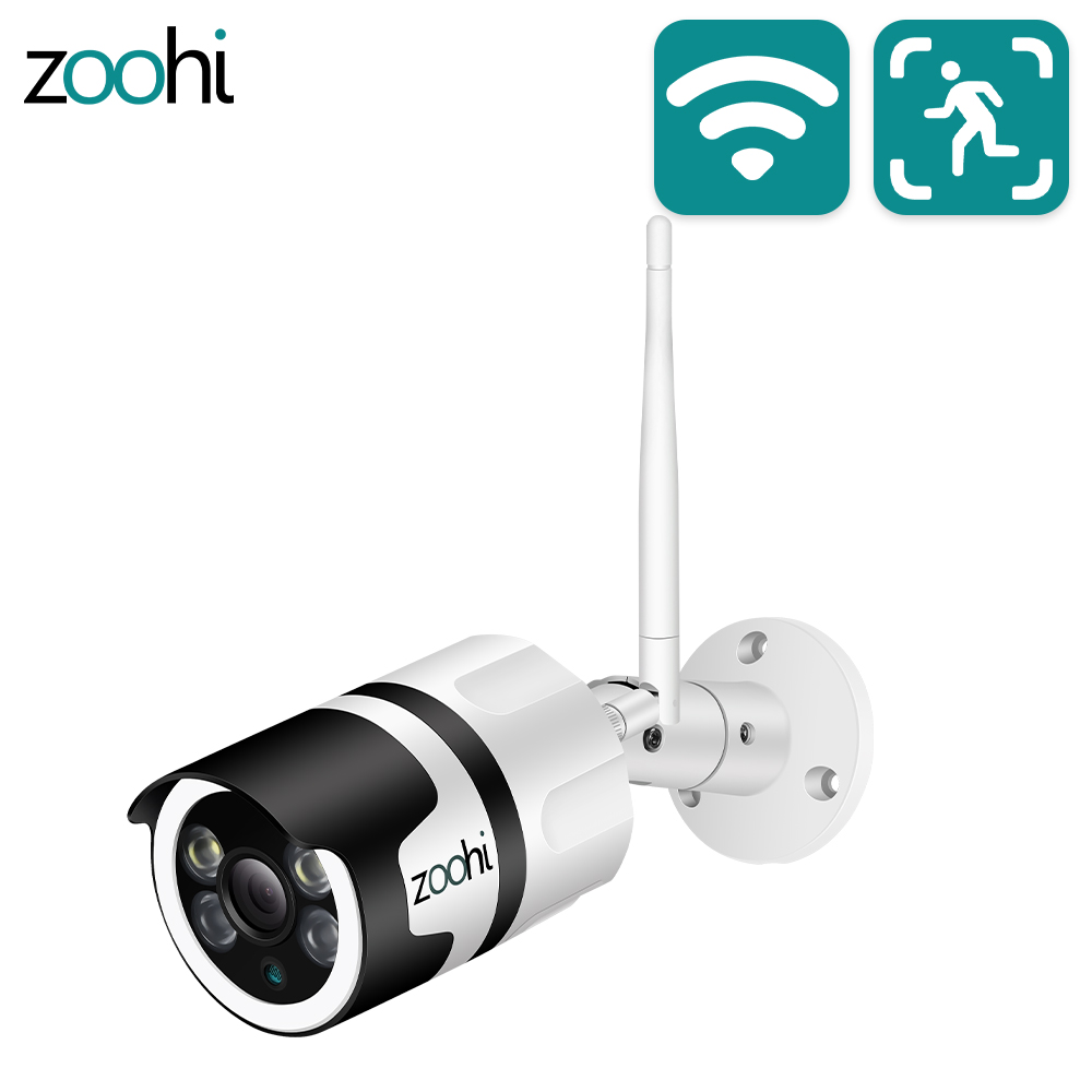 Zoohi 1920P HD IP Camera Surveillance Wireless Camera CCTV WIFI Camera Security Camera APP Control Night Vision Two-Way Audio