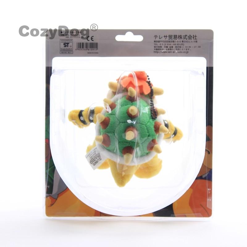 Us 10 11 8 Off Super Mario Bros Stuffed Toys Dry Bowser King Koopa Plush Doll Toy Keychain 5