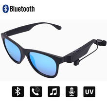 CONWAY Wireless Bluetooth Sunglasses with Earphone Hands-free Call & Music Glasses Headset Smart Sunglasses Polarized UV Block fashion 2016 new new sunglasses bluetooth headset earphone hands free phone call for iphone all smartphone