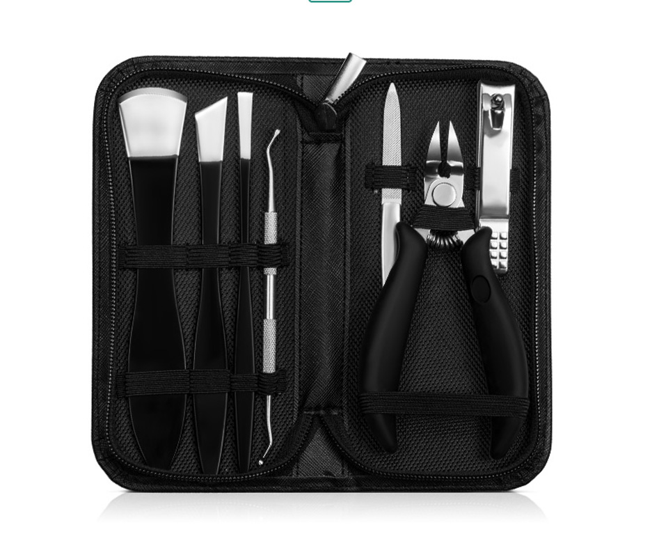 Nail Groove Pedicure Special Nail Scissors Set Olecranon Nail Clippers Toenail Tools Sharp and Durable Artifact Corrector