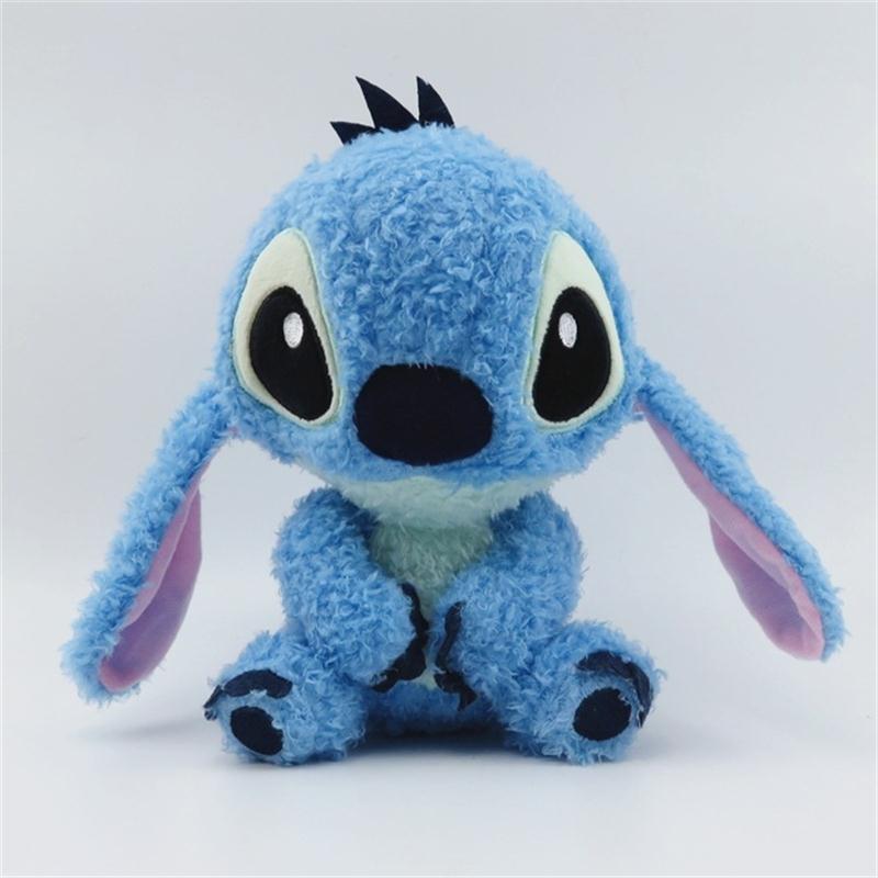 High Quanlity Kawaii Stitch Plush Doll Toys Anime Lilo And Stitch 20cm Stich Plush Toys For Children Kids Birthday Gift
