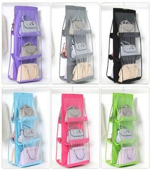 Pocket Foldable Hanging Bag 5