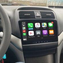 Android 10,0 Octa Core radio für TSX 2004 2008 1024*600 Auto radio GPS Navigation WIFI interne carplay