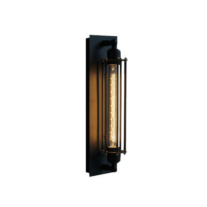 Lámpara de pared de estilo Industrial Retro para dormitorio, pasillo, restaurante, loft, luz de pared para cabecera, decoración para sala de estar, iluminación led interior