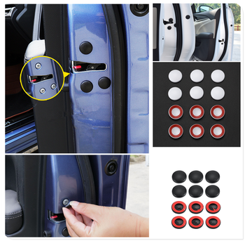 12PCS auto parts universal door side screw protection cover rust for BMW all series F-series E46 E90 F09 1 2 3 4 5 6 7 X E image