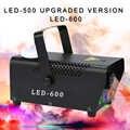 500W RGB LED الضباب آلة الضباب آلة المرحلة تأثير مبيد سيارة ديسكو DJ حزب عيد الميلاد التحكم عن بعد LED آلة لصنع الدخان