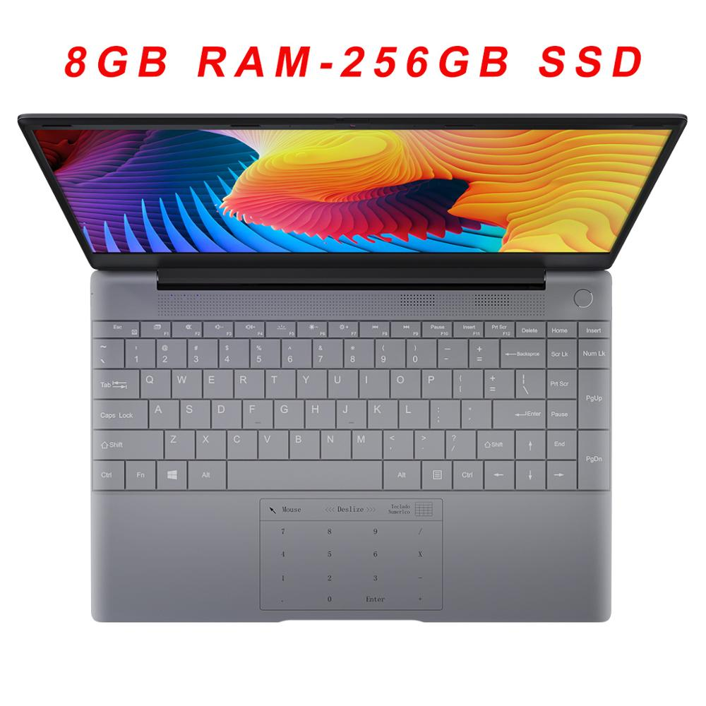 8GB RAM-256GB SSD