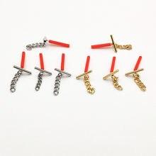Neue Ankunft! 24x15mm 100 stücke Kette form Ohr Stud für Halskette/Ohrringe Zubehör Handgemachte DIY Teile, schmuck Erkenntnisse & Komponente
