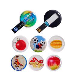Мини Круглый кредитной карты Usb флэш-накопитель Usb Memory Stick диск логотип Usb3.0 64 gb 32 gb Gb 2 Gb 4 Gb 8 Gb 16 Gb Пользовательские