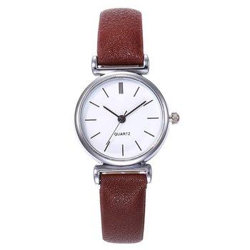 V398 zegarki modne zegarki damskie zegarki luksusowy zegarek kwarcowy popularne zegarki damskie zegarki tanie i dobre opinie OUTAD 23inchinch Moda casual QUARTZ Nie wodoodporne Skóra wdrażania wiadro STAINLESS STEEL 8mmmm 25mmmm 12mmmm ROUND