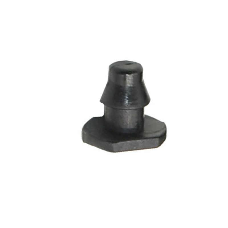 "100PCS 1//4/"" Garden Hose Plug Water Seal 4//7 Hose End Connectors Irrigation Plug"