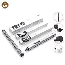 Youpin Wowstick электрическая отвертка с набором отверток 20 в 1, двойной мощный беспроводной инструмент «сделай сам» для ремонта