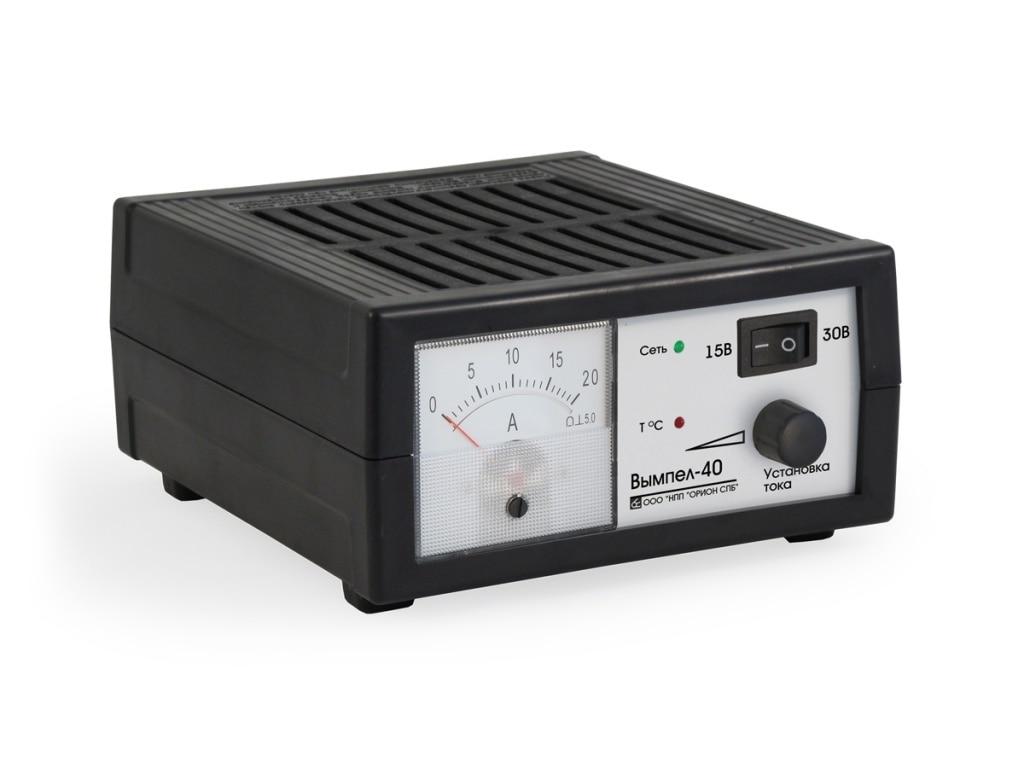Зарядно предпусковое устройство ВЫМПЕЛ 40 (12 24В, 20A)|Пусковое устройство| | АлиЭкспресс