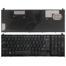 New English keyboard For HP probook 4520 4520S 4525S 4525 with Black Frame US