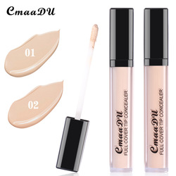 Liquid Face Concealer Cream Full Cover Makeup Facial Corrector Dark Circle Scars Acne Waterproof Base Make Up Concealer TSLM1