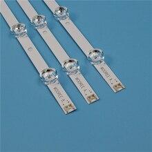 TV LED Backlight Strip For LG 32LB650V 32LB652V 32LB653V LED Strip Kit Bars Ruler For LG 32LB656V 32LF550V Lamps Band LED Matrix