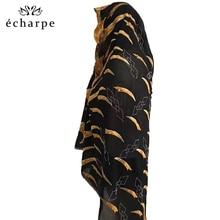 African women scarf muslim embroidery chiffon scarf hijab scarf big size scarf for shawls EC159