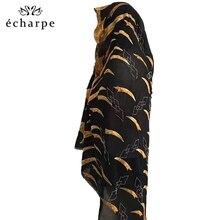 アフリカの女性スカーフイスラム教徒刺繍シフォンスカーフヒジャーブスカーフビッグサイズのスカーフショール EC159
