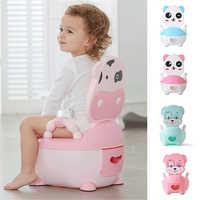 Pot de bébé Portable mignon siège de toilette Pot pour enfants Pot formation siège enfants Pot bébé cuvette de toilette Pot formation Pot toilette