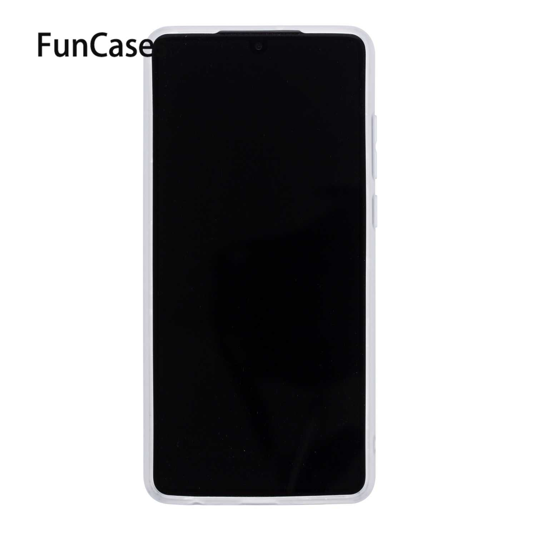 Dễ Thương Silicone Mềm Dùng Cho Telefon Huawei P30 Lite Sfor Huawei Capinha Nova 4E P20 Lite Plus P30 Pro Nova 5T 3E 3i Điện Thoại Túi