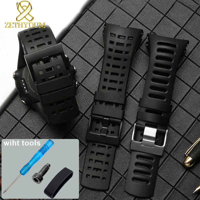 Smart Watches Band Rubber Watch Strap Silicone Wristband Bracelet For SUUNTO CORE AMBIT GPS 3peak Wristwatches Belt Free Tools