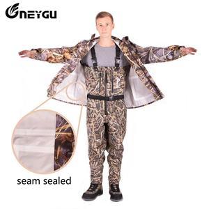 Image 5 - NeyGu esterna Impermeabile e traspirante giacca da pesca, Ad Asciugatura Rapida giacca Trampolieri di pesca per la pesca, caccia e da trekking